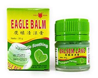 balsem lang eagle balm pack of 2 toko indonesia balsem lang eagle balm pack of 2