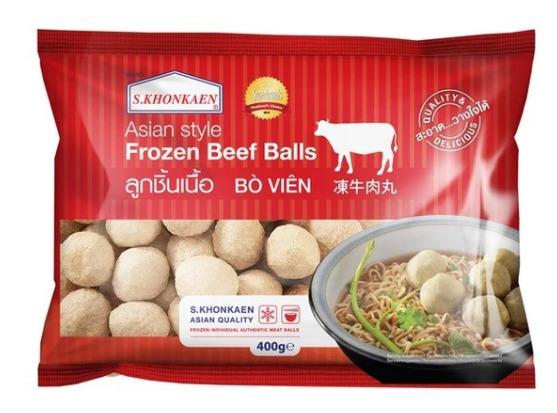 bakso daging sapi meatball 400g   toko indonesia